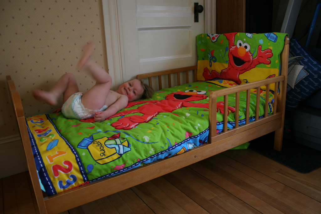 Toddler Sleep Solutions Transitioning From The Crib To Bed