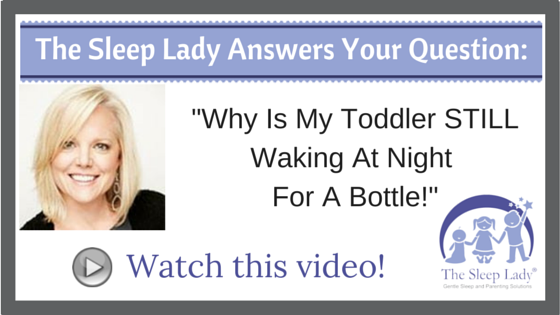 Question of the week_ My Toddler is Waking at Night for a Bottle
