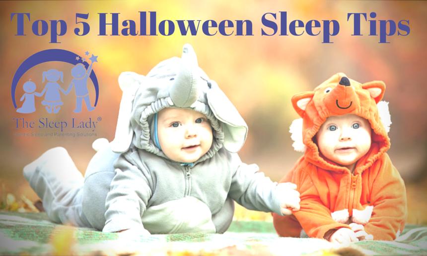 Top 5 Halloween Sleep Tips
