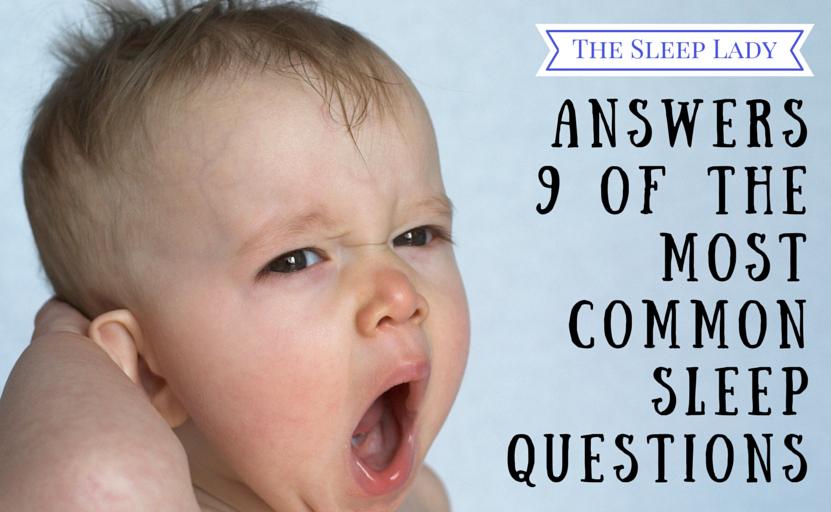 sleep questions