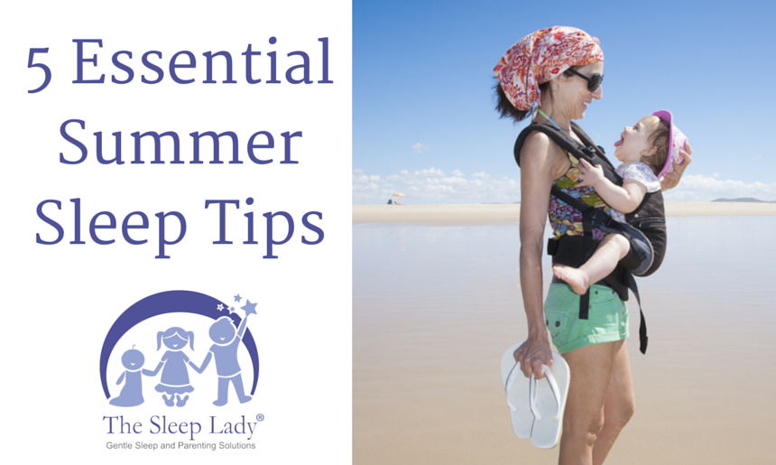 5 summer sleep tips
