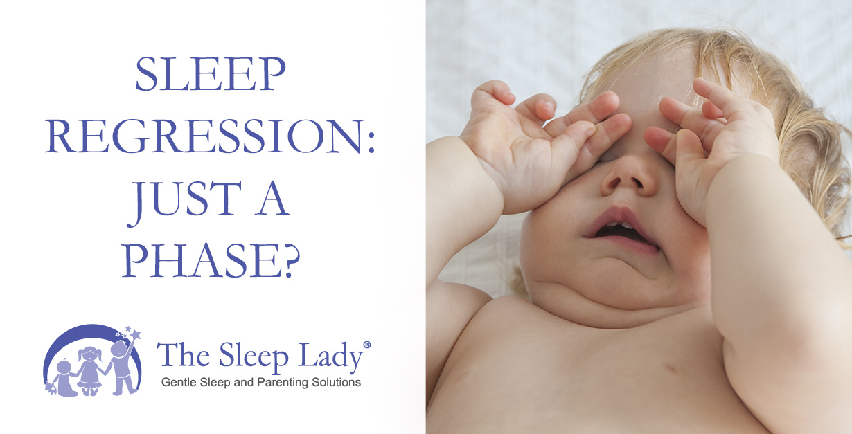 Sleep Regression: Just a Phase?