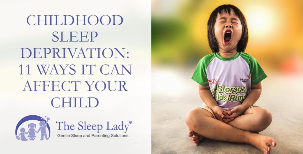 childhood sleep deprivation