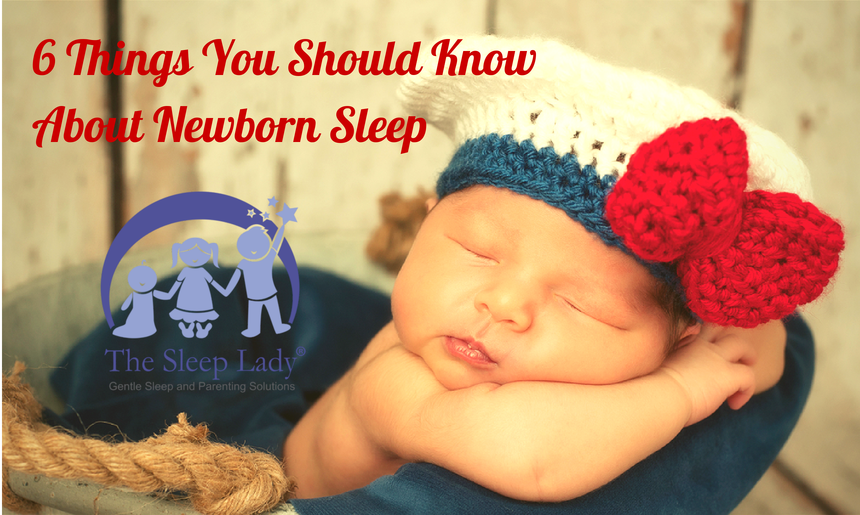 6 Things You Should Know About Newborn Sleep