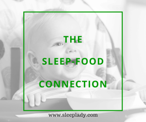 food sleep connection