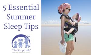 5 summer sleep tips