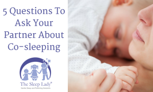 Do you have questions about co-sleeping?