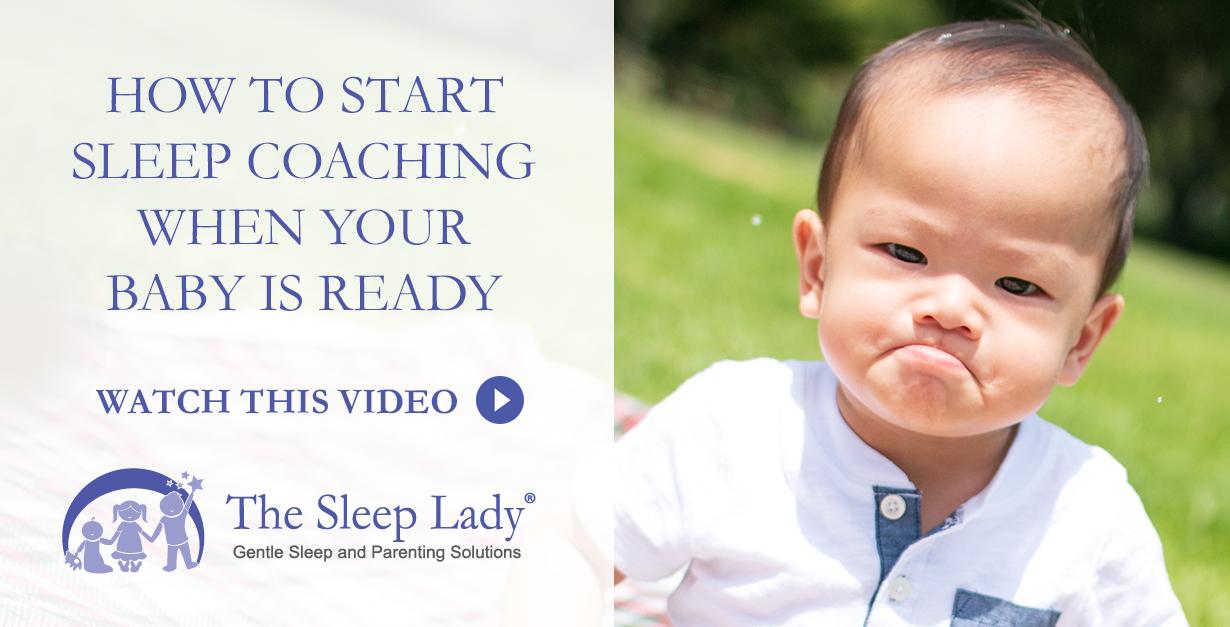 how to start sleep coaching