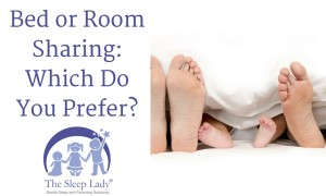 Bed or Room Sharing- Which Do You Prefer-