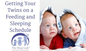 Getting Your Twins on a Feeding and Sleeping Schedule