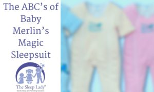 The ABC's of Baby Merlin's Magic Sleepsuit