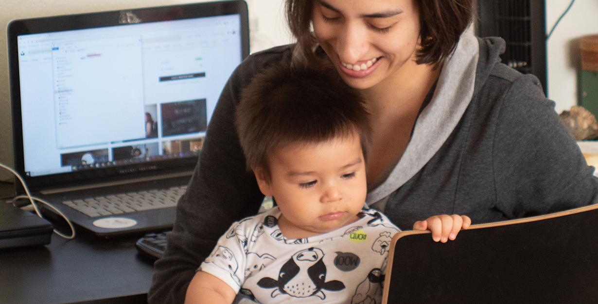 sleep coaching as a working mom