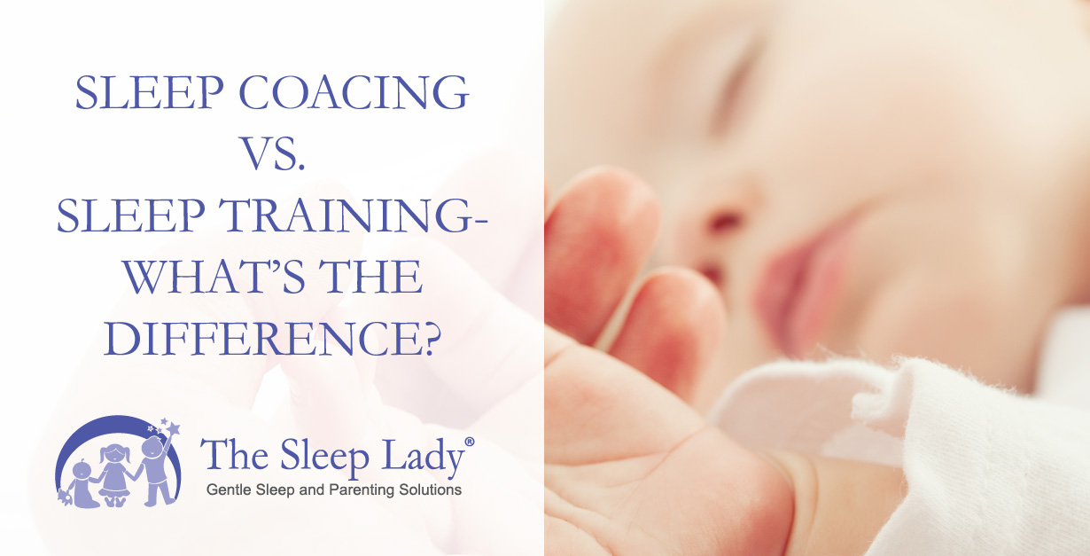sleep coaching sleep training