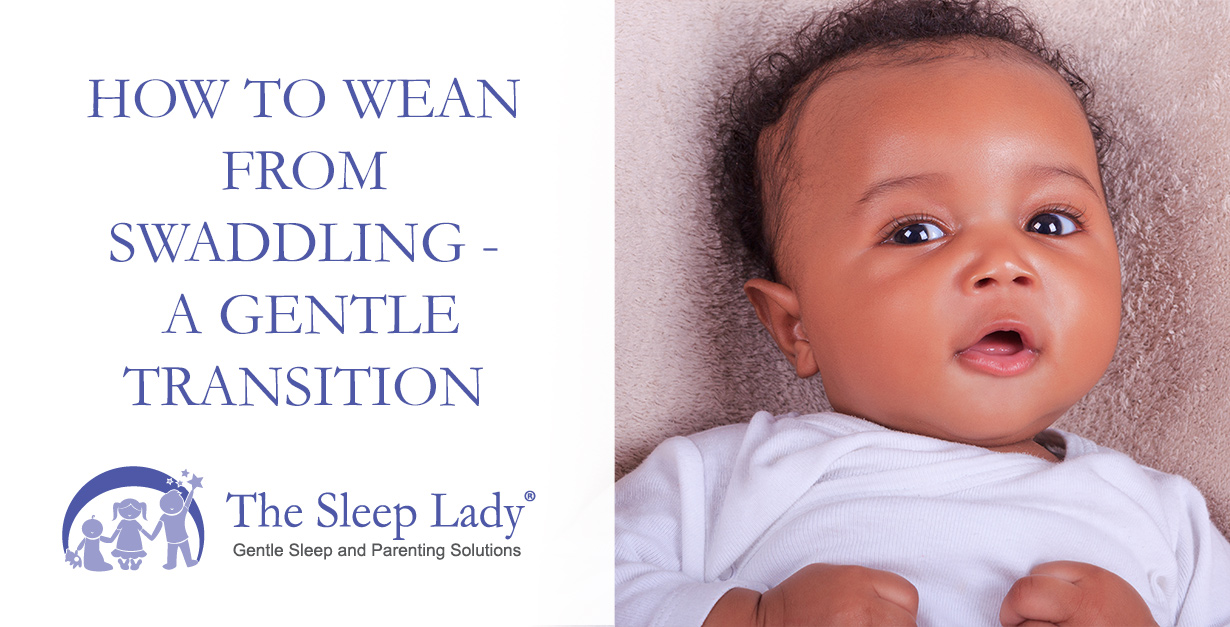 wean from swaddle