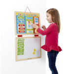 Melissa & Doug My First Magnetic Calendar