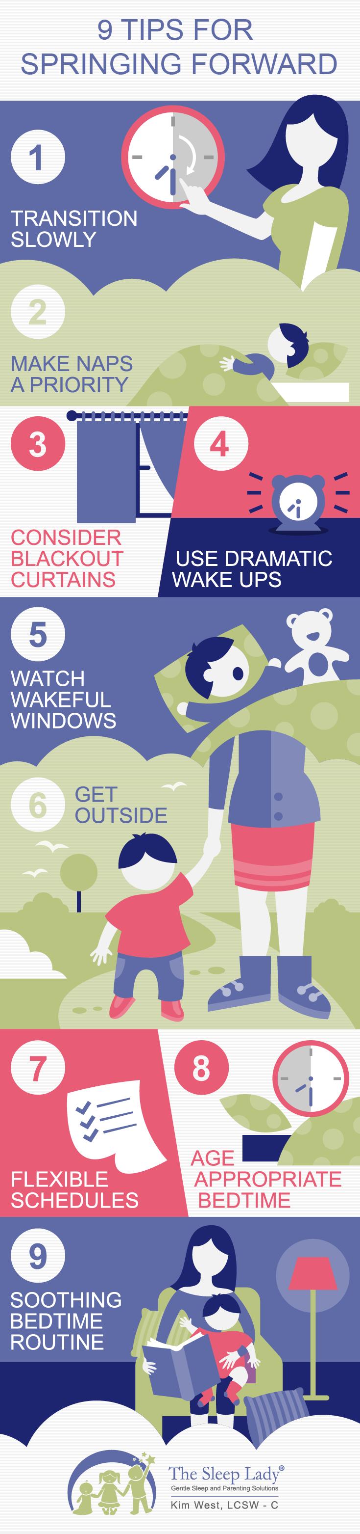 daylight saving tips