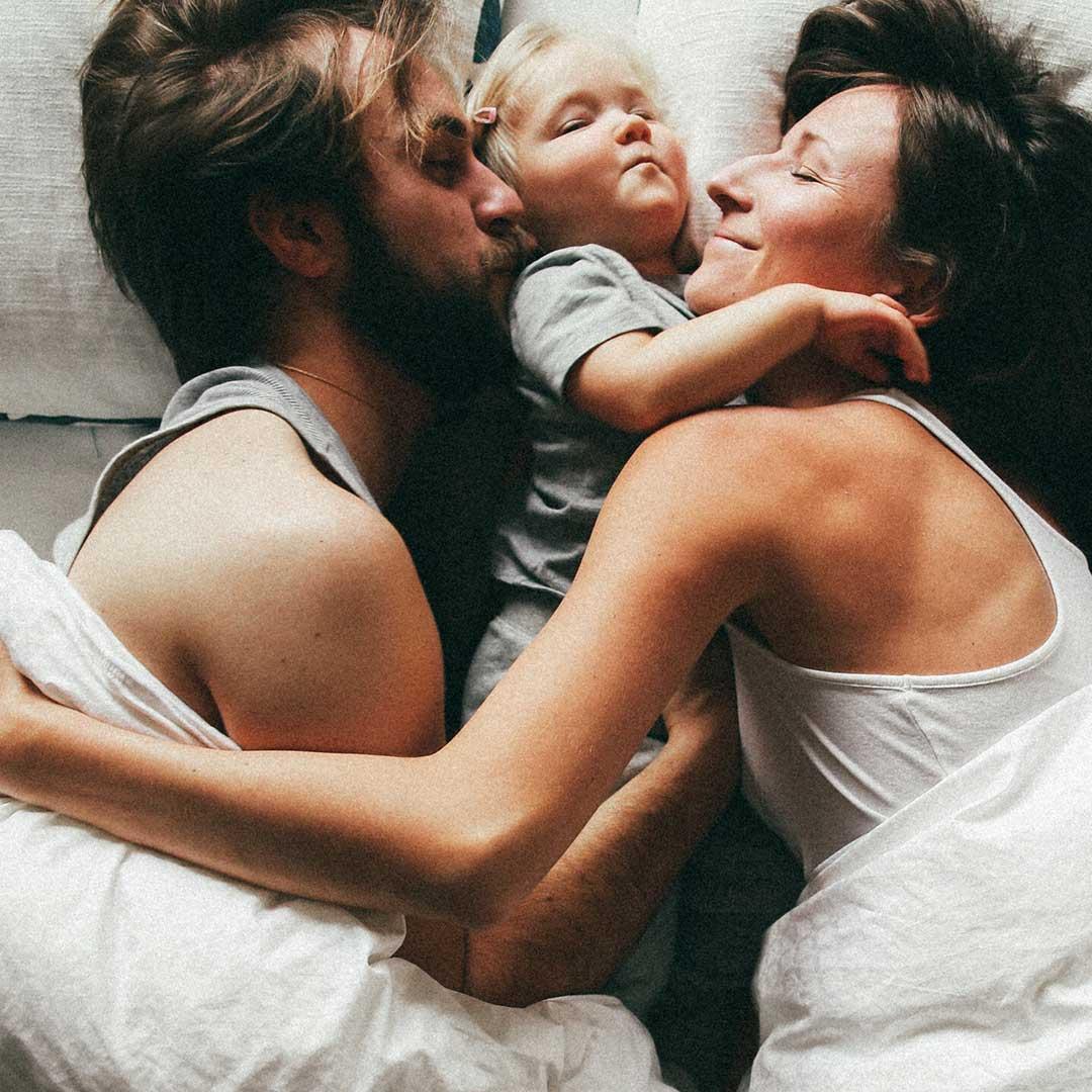 co sleeping and room sharing
