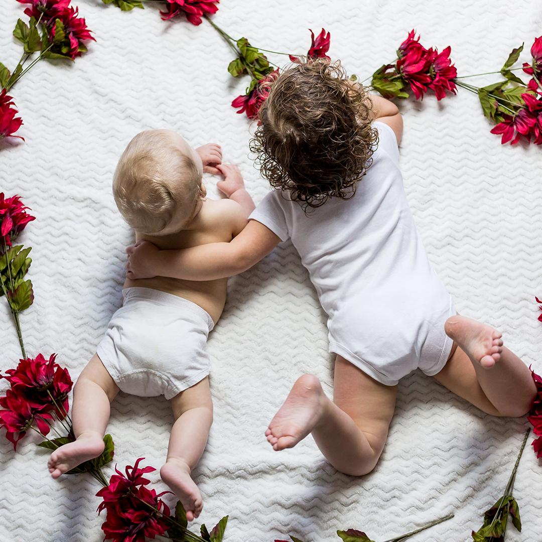 sleep training siblings
