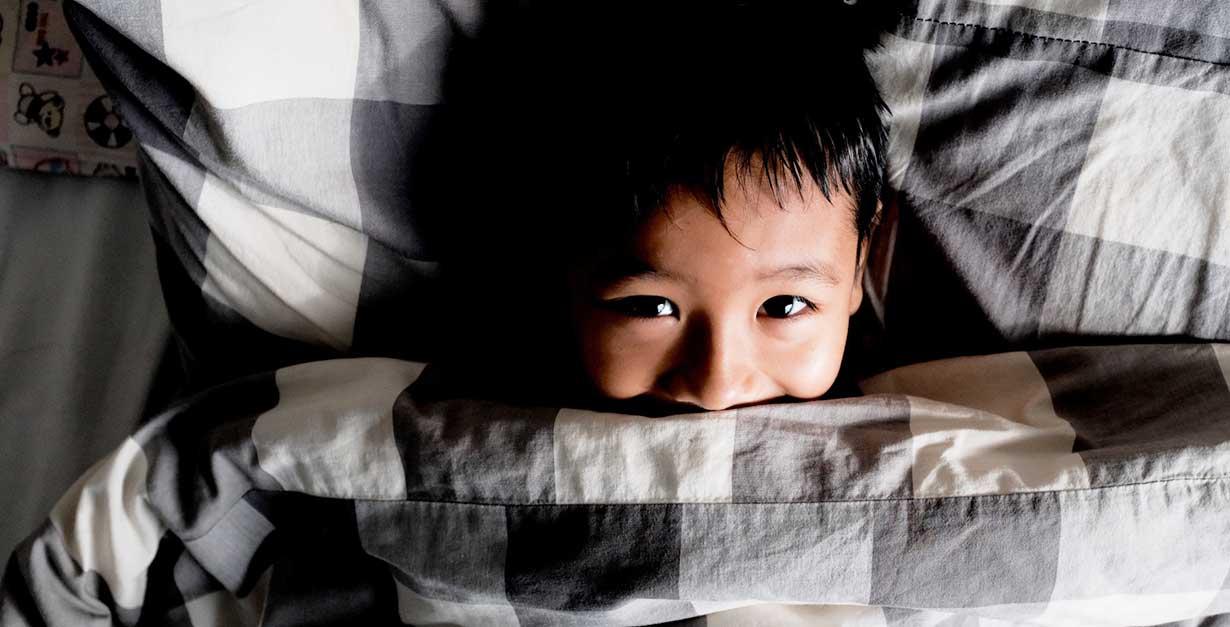 sleep regression child